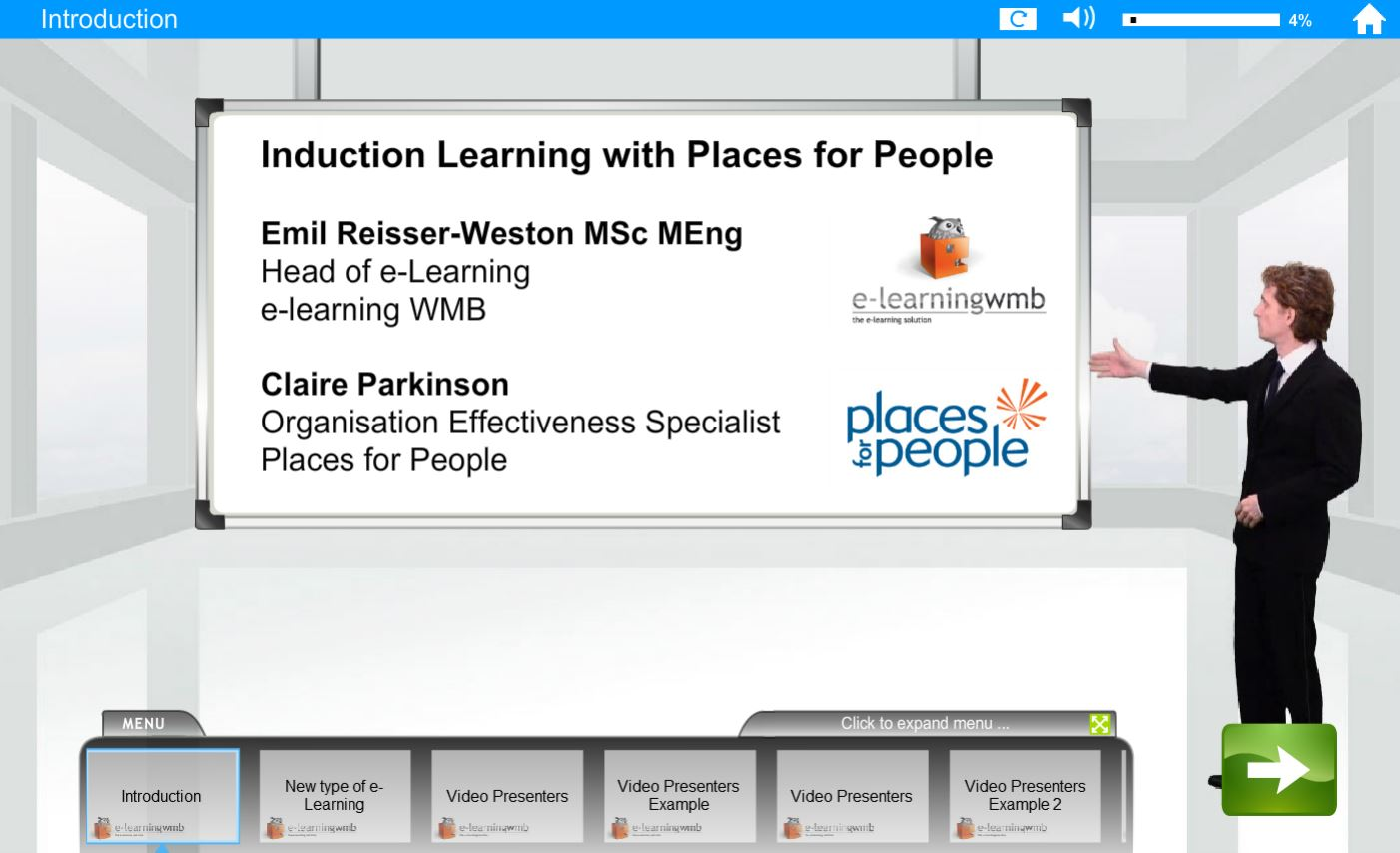 how we made an e-learning induction for social housing