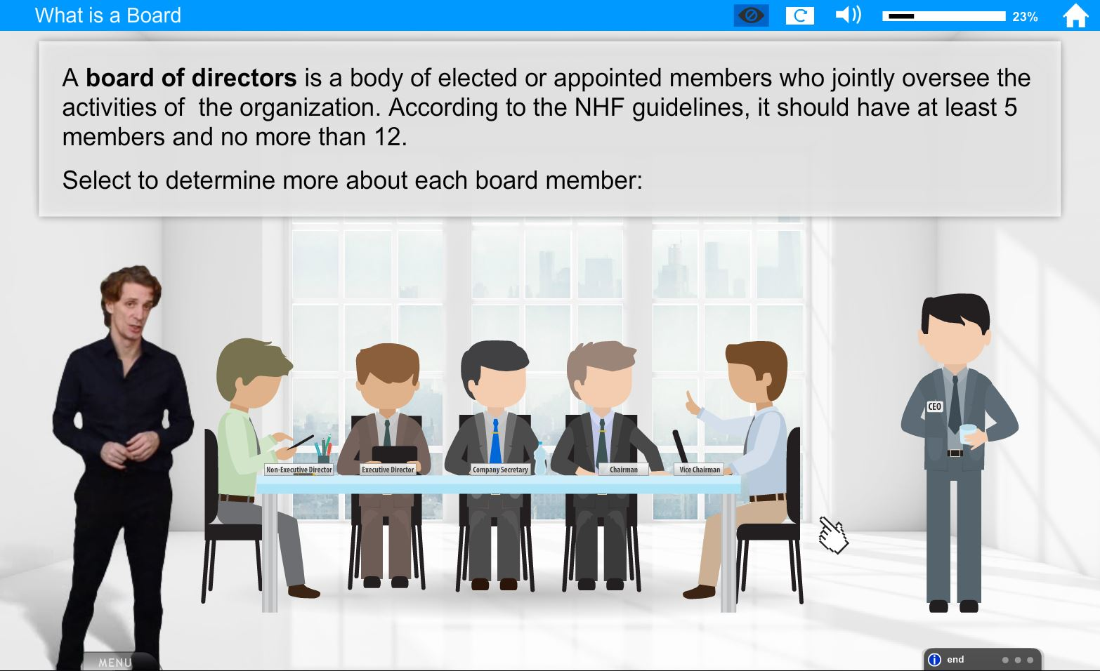 corporate governance case studies volume one
